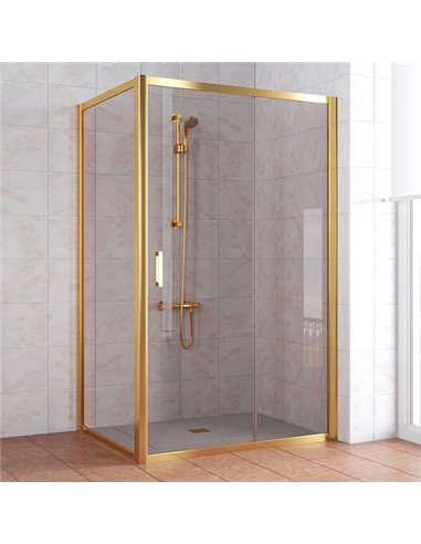 Vegas Glass dušas stūris ZP+ZPV 120*90 09 05 - 1