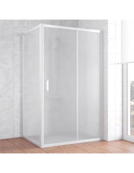 Vegas Glass dušas stūris ZP+ZPV 120*70 01 10 - 1