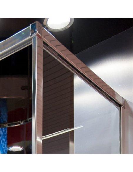 GuteWetter dušas stūris Slide Rectan GK-865 kreisā - 2
