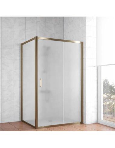 Vegas Glass dušas stūris ZP+ZPV 120*90 05 10 - 1