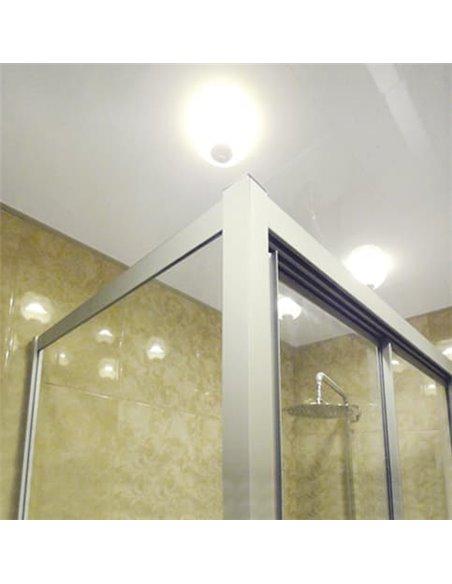 GuteWetter dušas stūris Practic Rectan GK-403 labā - 3