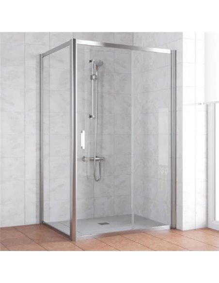 Vegas Glass dušas stūris ZP+ZPV 120*90 08 01 - 1
