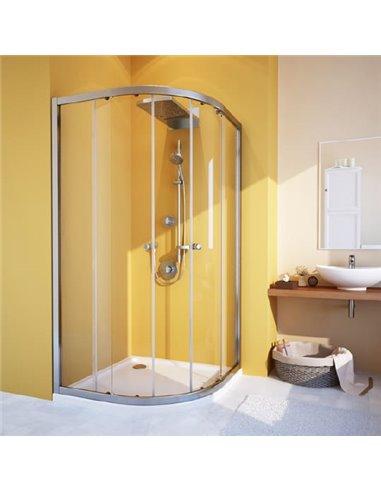 GuteWetter dušas stūris Shape Round GK-864A - 1