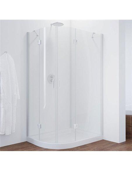 Vegas Glass dušas stūris AFS-F 110*90 01 01 R - 1