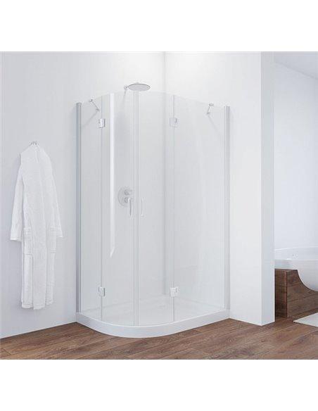 Vegas Glass dušas stūris AFS-F 110*90 01 01 R - 2