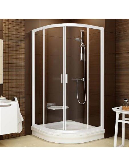 Ravak dušas stūris BLCP4-90 - 1
