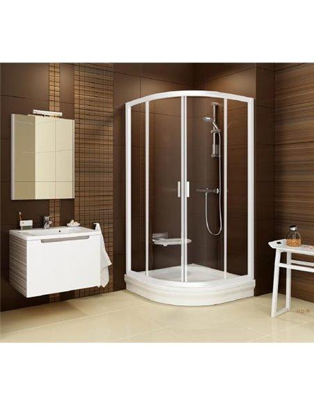 Ravak dušas stūris BLCP4-90 - 2