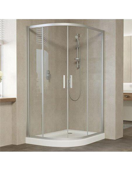 Vegas Glass dušas stūris ZS-F 120*80 07 01 - 1
