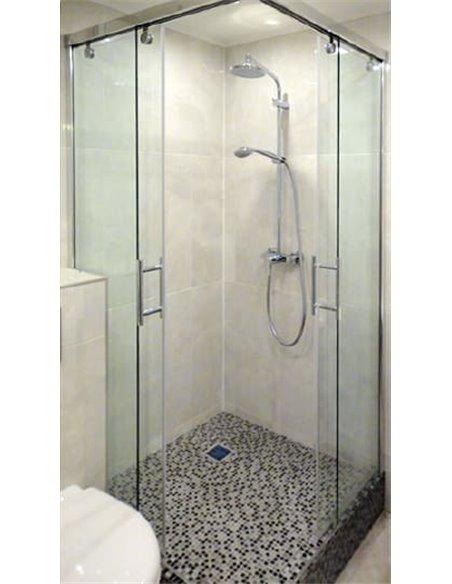 GuteWetter dušas stūris Slide Square GK-864 - 2