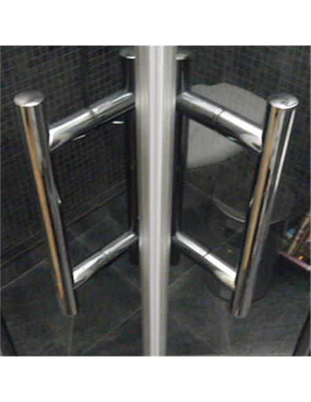 GuteWetter dušas stūris Slide Square GK-864 - 5