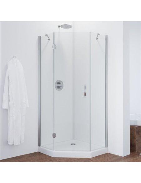 Vegas Glass dušas stūris AFA-Pen 90 08 01 L - 1