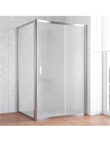 Vegas Glass dušas stūris ZP+ZPV 110*100 08 10 - 1