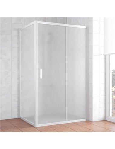 Vegas Glass dušas stūris ZP+ZPV 130*70 01 10 - 1