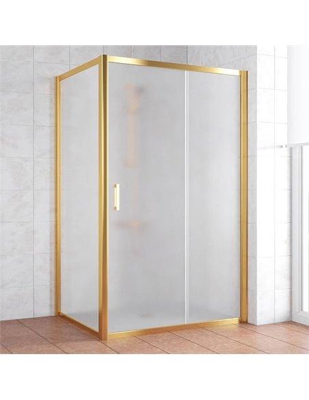 Vegas Glass dušas stūris ZP+ZPV 120*90 09 10 - 1
