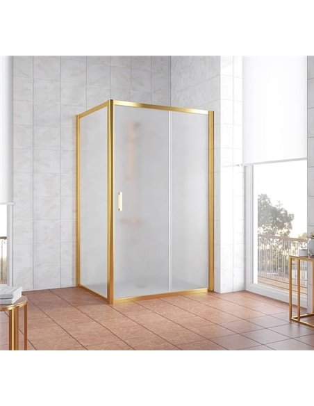 Vegas Glass dušas stūris ZP+ZPV 120*90 09 10 - 2