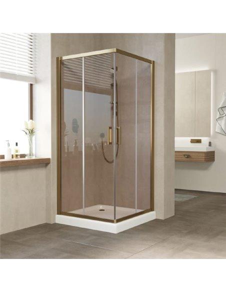 Vegas Glass dušas stūris ZA 80 05 05 - 2