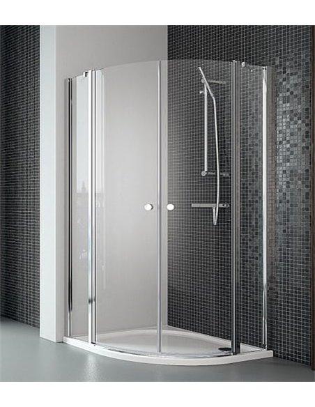 Radaway dušas stūris EOS II PDD - 2