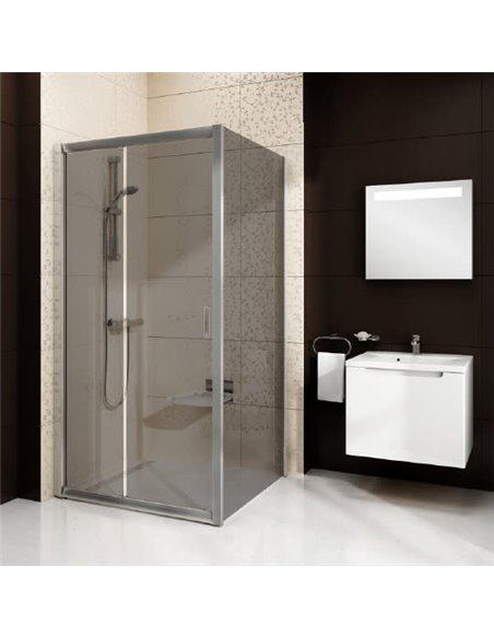 Ravak dušas stūris BLDP2-110+BLPS - 2
