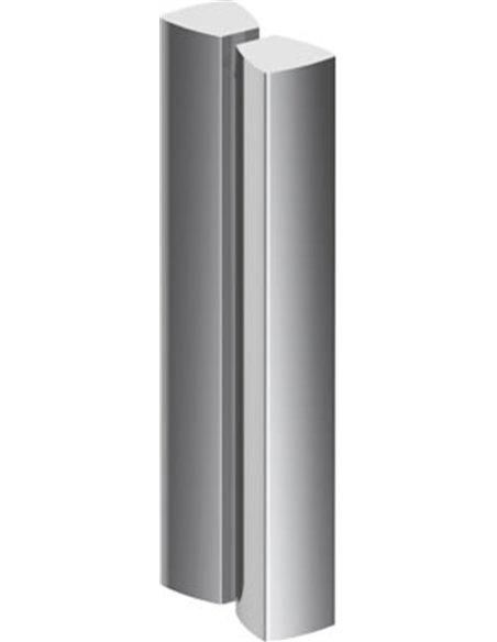 Ravak dušas stūris BLDP2-110+BLPS - 4