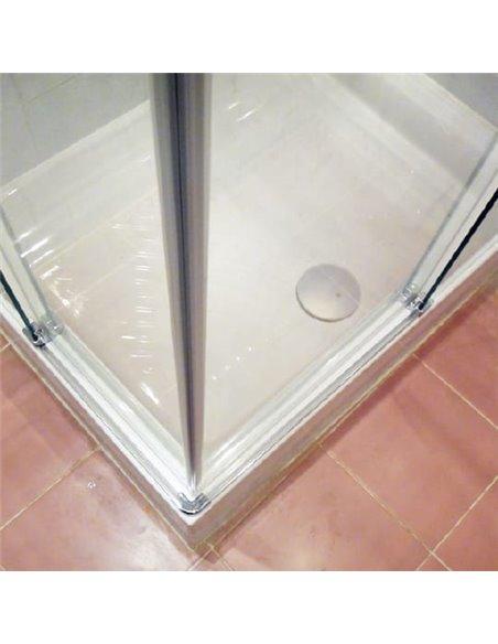 GuteWetter dušas stūris Slide Rectan GK-864 labā - 6