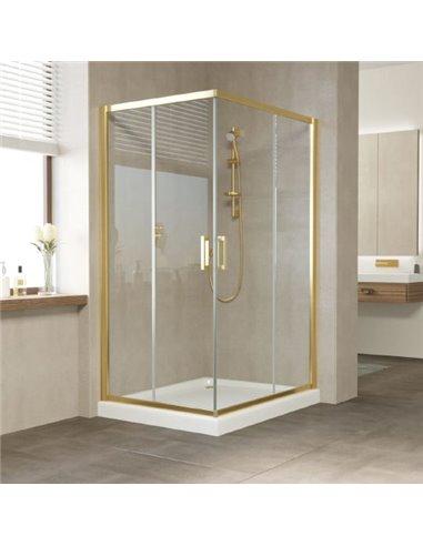 Vegas Glass dušas stūris ZA-F 110*90 09 01 - 1