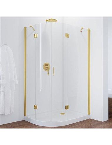 Vegas Glass dušas stūris AFS-F 120*90 09 01 R - 1