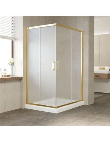 Vegas Glass dušas stūris ZA-F 110*90 09 10 - 1