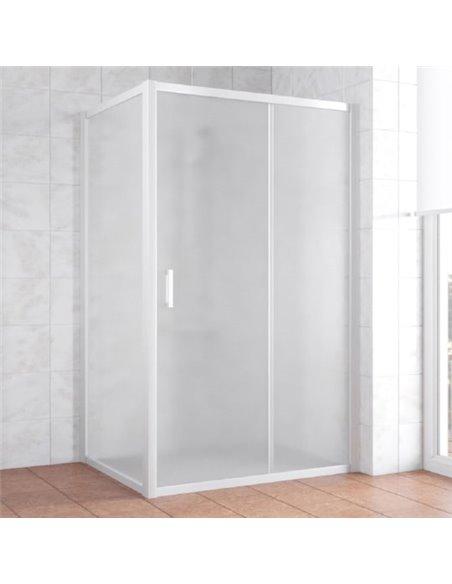 Vegas Glass dušas stūris ZP+ZPV 120*90 01 10 - 1