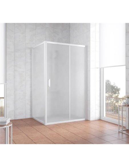 Vegas Glass dušas stūris ZP+ZPV 120*90 01 10 - 2