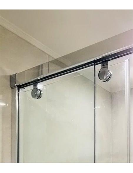 GuteWetter dušas stūris Slide Rectan GK-864 kreisā - 4