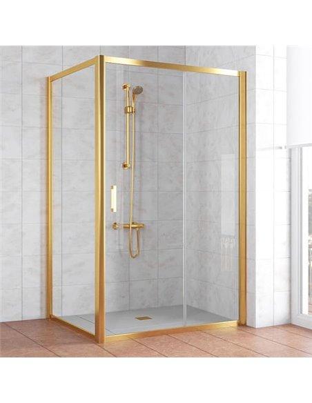 Vegas Glass dušas stūris ZP+ZPV 120*100 09 01 - 1