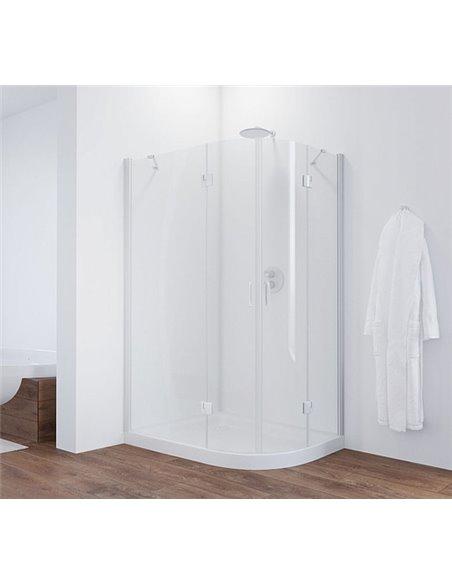 Vegas Glass dušas stūris AFS-F 120*110 01 01 L - 2
