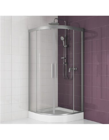 AM.PM dušas stūris Like W80G-301-100MT - 1
