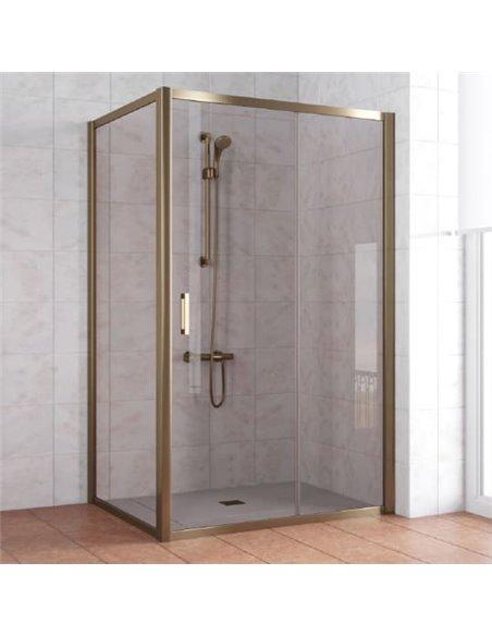 Vegas Glass dušas stūris ZP+ZPV 120*90 05 05 - 1