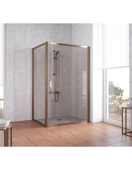 Vegas Glass dušas stūris ZP+ZPV 120*90 05 05 - 2