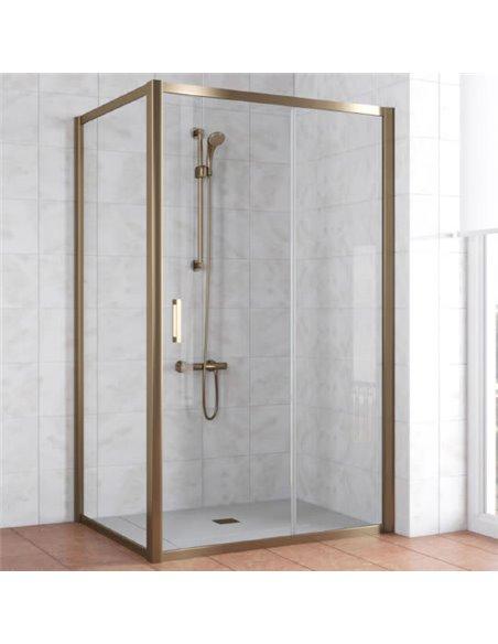 Vegas Glass dušas stūris ZP+ZPV 120*90 05 01 - 1