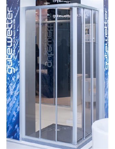 GuteWetter dušas stūris Practic Square GK-433 - 2