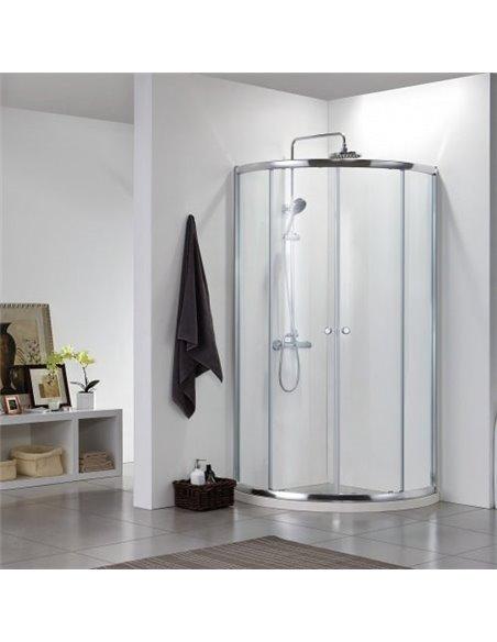 Bravat dušas stūris Drop 90x90x200 - 1