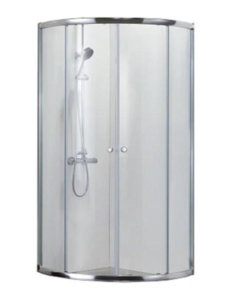 Bravat dušas stūris Drop 90x90x200 - 2