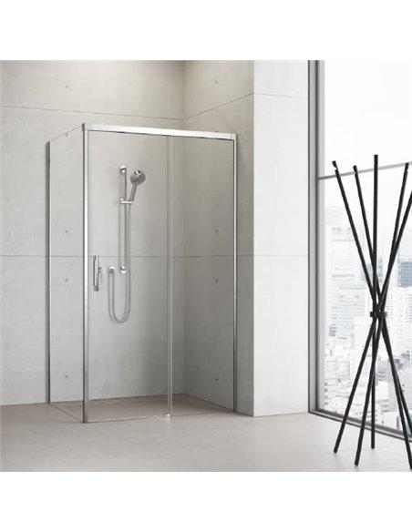 Radaway dušas stūris Idea KDJ 110x110 R - 1