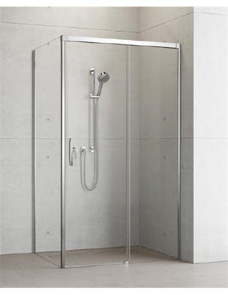 Radaway dušas stūris Idea KDJ 110x110 R - 2