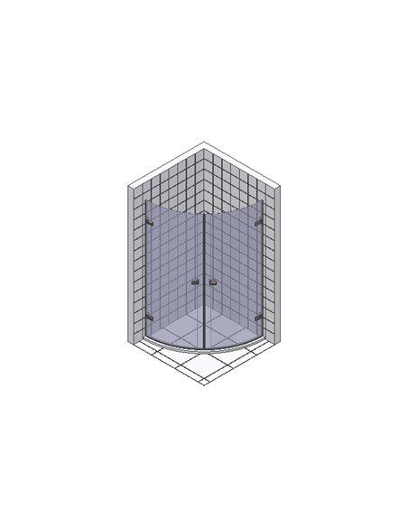 Iddis dušas stūris Elansa E20R099i23 - 2