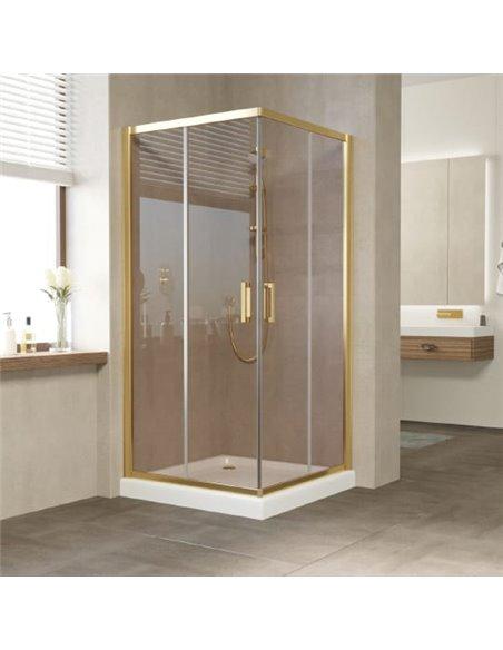 Vegas Glass dušas stūris ZA 90 09 05 - 1