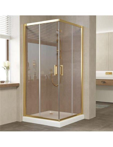 Vegas Glass dušas stūris ZA 90 09 05 - 2