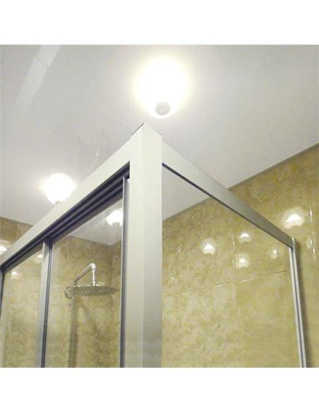 GuteWetter dušas stūris Practic Rectan GK-403 kreisā - 3