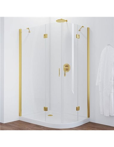 Vegas Glass dušas stūris AFS-F 120*110 09 01 L - 1