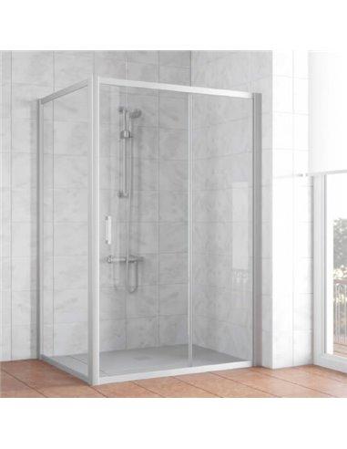 Vegas Glass dušas stūris ZP+ZPV 130*100 07 01 - 1