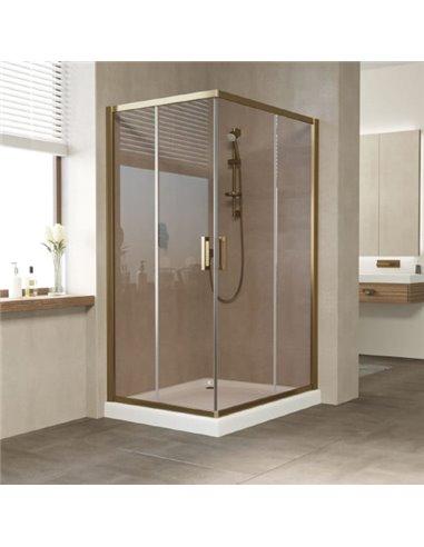 Vegas Glass dušas stūris ZA-F 110*80 05 05 - 1