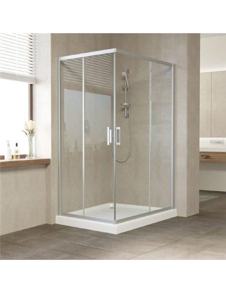 Vegas Glass dušas stūris ZA-F 120*90 07 01 - 2