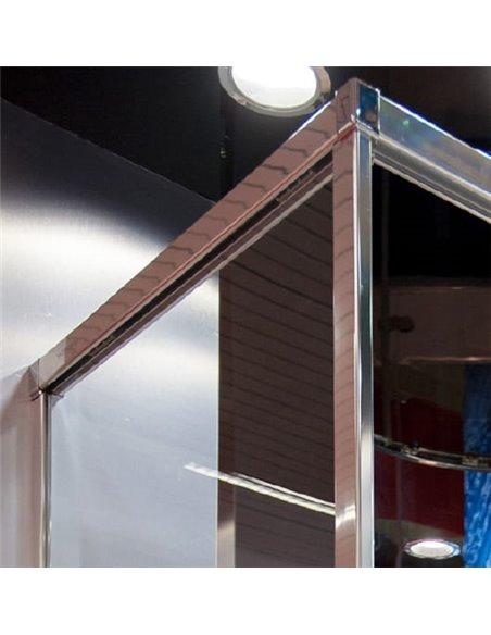 GuteWetter dušas stūris Slide Rectan GK-865 labā - 2